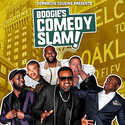 Boogie's Comedy Slam Boogie's Comedy Slam Hosted By Mike Epps on Amazon Prime Link Thumbnail   Linktree