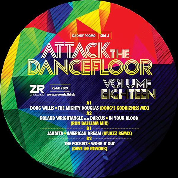 @Zrecordsuk Attack the Dancefloor Vol.18 Link Thumbnail | Linktree