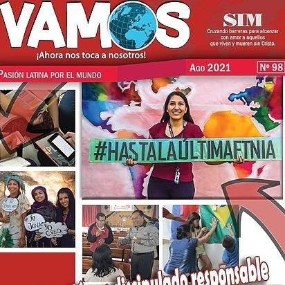 @RMMRegionBsAs_R1 Revista VAMOS - Movilización es Discipulado Link Thumbnail | Linktree