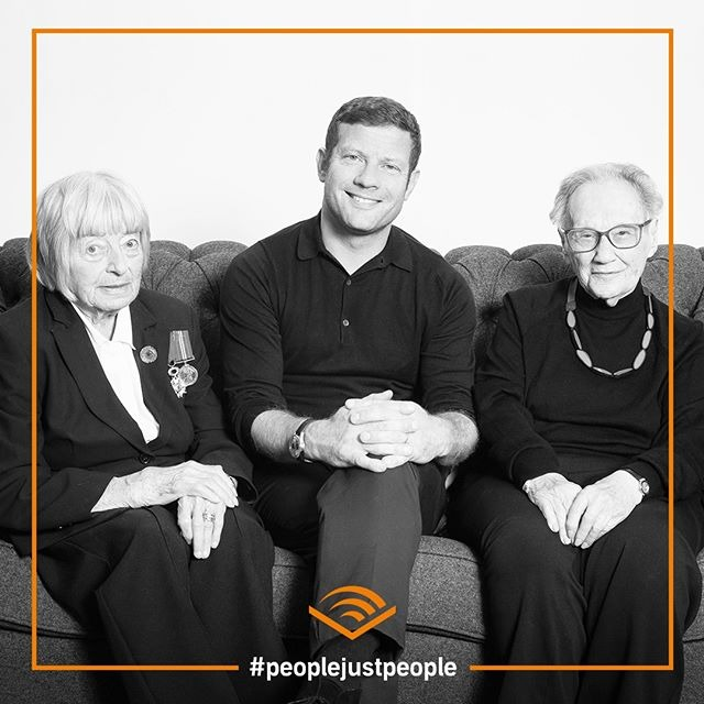 Audible UK People, Just People with Dermot O'Leary - The Wartime Women Link Thumbnail | Linktree