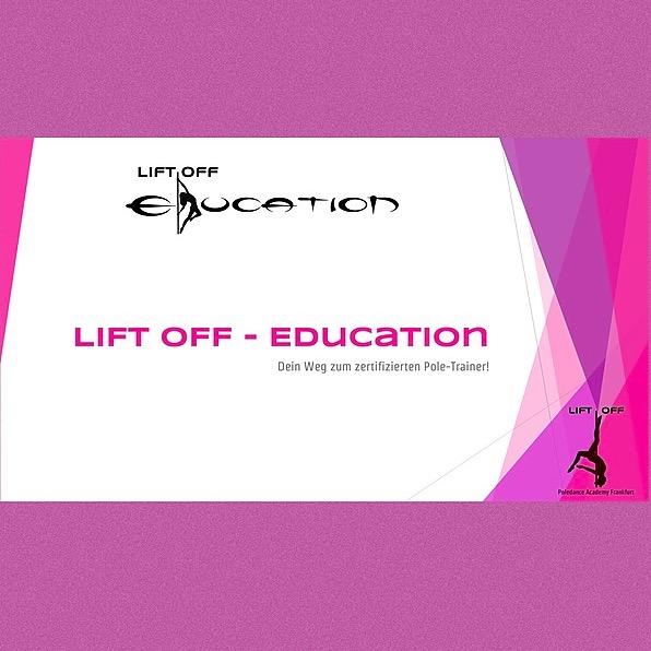 @liftoffpoledance EDUCATION - Pole Trainer Ausbildung Link Thumbnail   Linktree