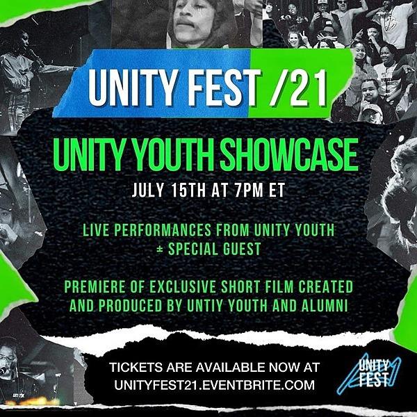 Siena Marie WATCH - UNITY FEST /21 - Youth Showcase Link Thumbnail | Linktree