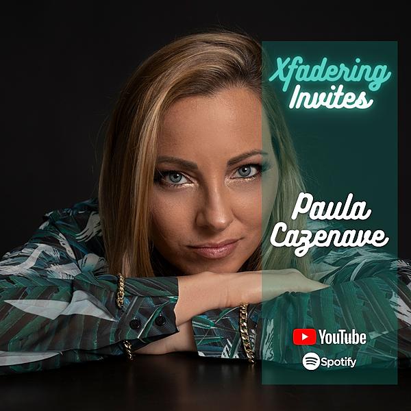 @paulacazenave ENTREVISTA // Xfadering invites Paula Cazenave 31-03-21 [21:30h] Youtube Link Thumbnail   Linktree