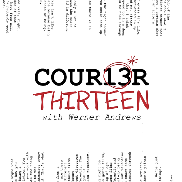 @podcastcourierthirteen Profile Image | Linktree