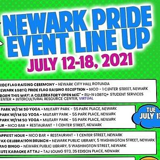 Newark Pride Festival 2021 16th Annual Newark LGBTQ Pride Festival Event Schedule Link Thumbnail | Linktree