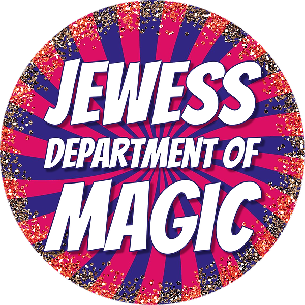 Jewess Department of Magic Jewess Dept of Magic [shul] Link Thumbnail   Linktree