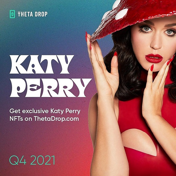 Katy Perry Pre-Register for Theta Info Link Thumbnail   Linktree