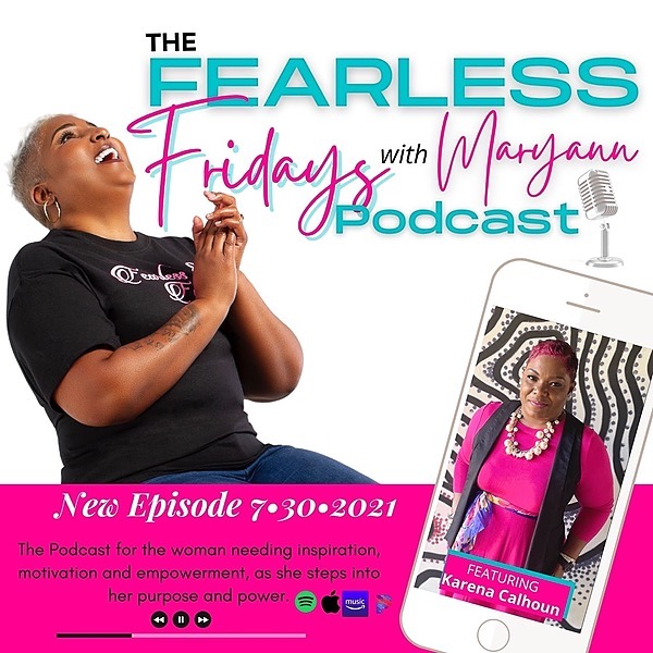 @coachkarena Fearless Fridays with Maryann  Link Thumbnail | Linktree