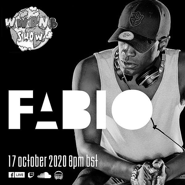 Worldwide DnB Show - DJ Fabio & VoicemC - 17 10 2020