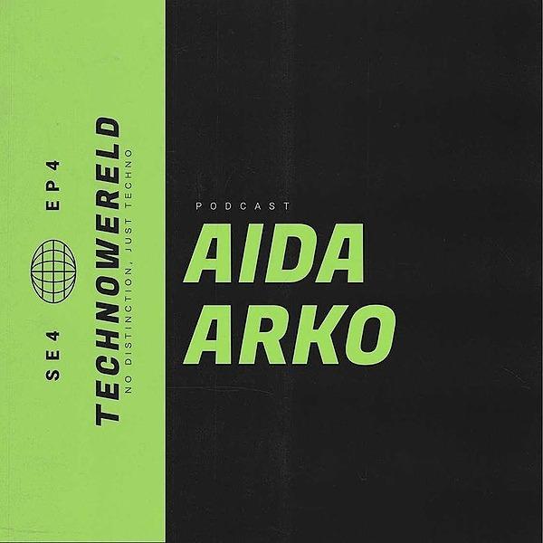 Aida Arko Aida Arko | Techno Wereld Podcast Link Thumbnail | Linktree