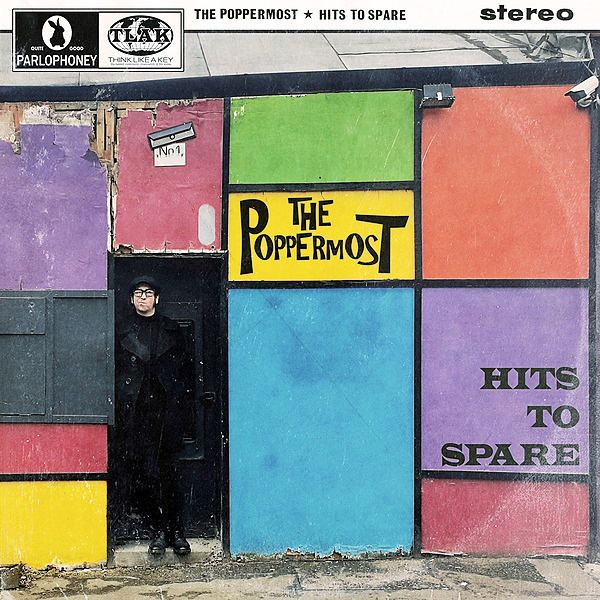 Hits To Spare LP/CD - US (Think Like A Key)