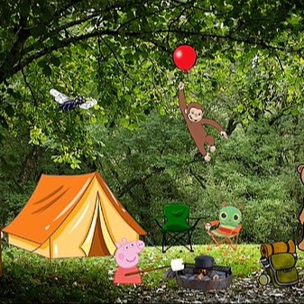@RebeccaAllgeier Field trip - camping Link Thumbnail | Linktree