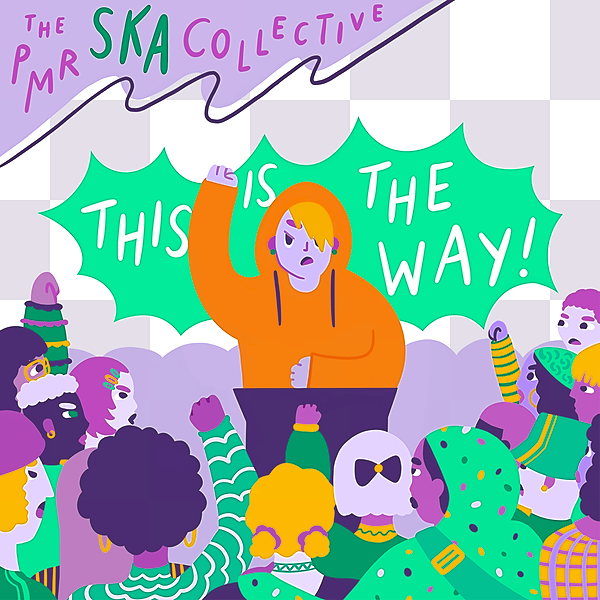 """The PMR Ska Collective Stream """"This is the Way!"""" Link Thumbnail 