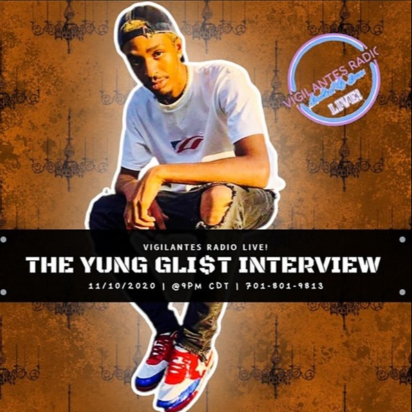 LUCH CAPO HOT SEAT STREAM AT THE END AT -8:57 OF THE YUNG GLIST INTERVIEW