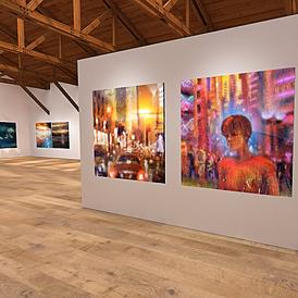 Allan Linder 3d Virtual Art Gallery Link Thumbnail | Linktree