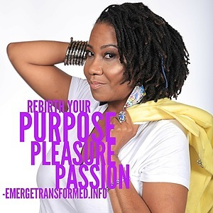 """ABOUT ME: LaTonia Taylor, The RevCoach """"Turning Blindspots into Breakthroughs"""""""