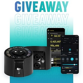 iZotope Amuse x Spire Giveaway T&Cs Link Thumbnail | Linktree