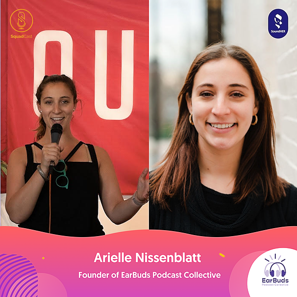 Sounder SoundHER: Discovering Great Podcasts with Arielle Nissenblatt Link Thumbnail | Linktree