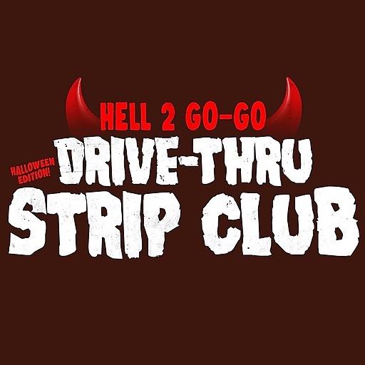 @luckydevileats Halloween Drive-Thru Strip Club Link Thumbnail | Linktree