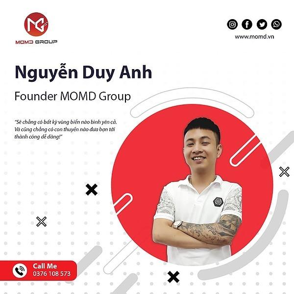Nguyễn Duy Anh MOMD (nguyenduyanhmomd) Profile Image | Linktree