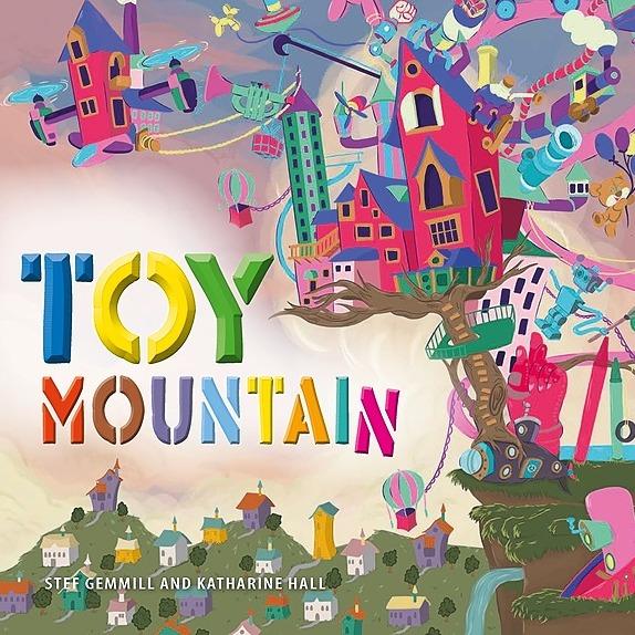 @EKBooks NEW: Toy Mountain Link Thumbnail   Linktree