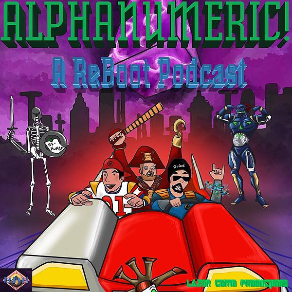 ALPHANUMERIC! on Apple Podcasts