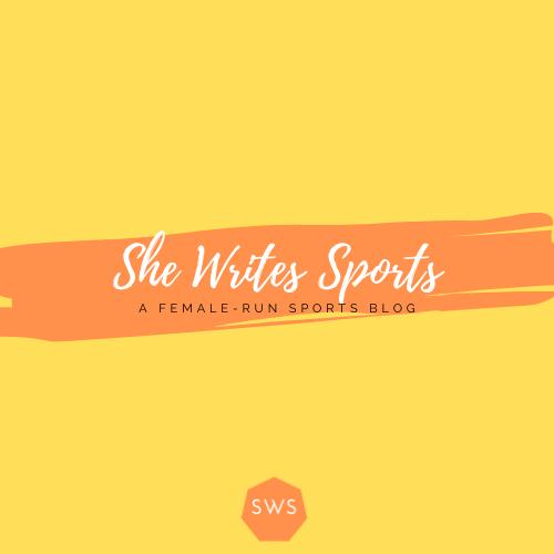 @shewritessports Profile Image | Linktree