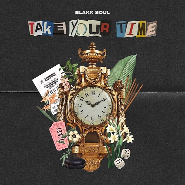 """Debuting at #24 on the iTunes R&B chart, find out why Blakk's """"Take Your Time"""" Album is making waves. """