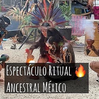 Somos Ancestral Mexico La Magia, La Energía, La Entrega Ancestral! Link Thumbnail   Linktree