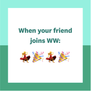 Invite a Friend to Join You on WW!