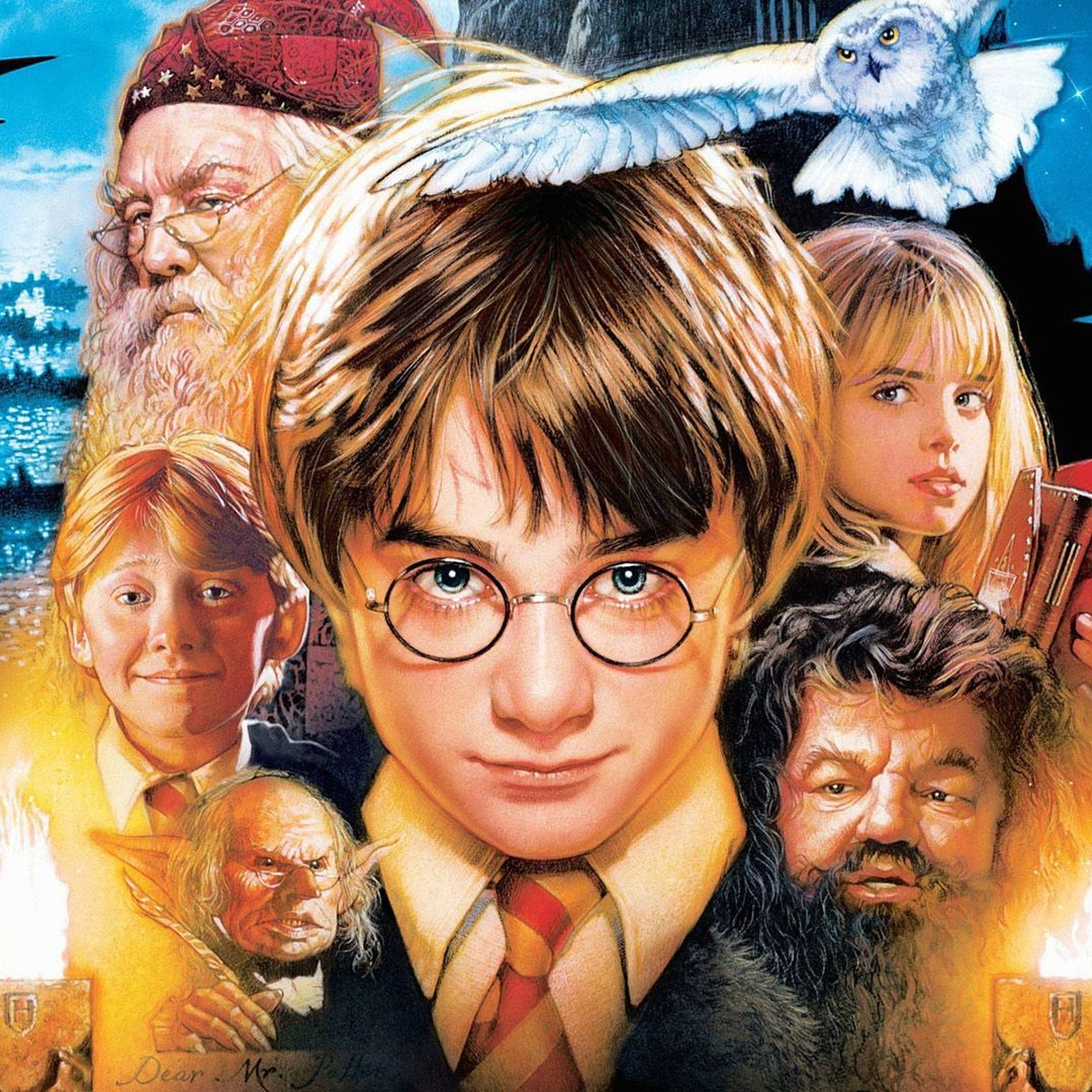 KVPATTOM LIBRARY ON PHONE Happy Birthday, Harry Potter!  Link Thumbnail | Linktree