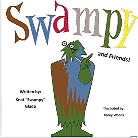 "@goswampy Swampy's beginnings in ""Swampy and Friends"" book! Link Thumbnail   Linktree"