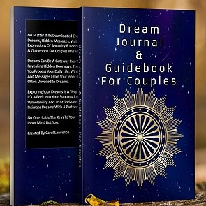 My Dream Journal & Guidebook: Track, Analyze & Record Your Dreams