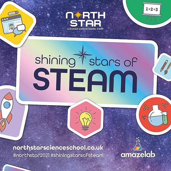 @Amazelab Shining Stars of STEAM North Star 2021 schools competition  Link Thumbnail | Linktree
