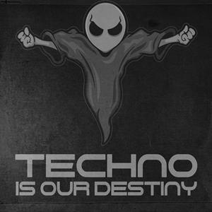 Roentgen Limiter 👽 Techno Is Our Destiny Website Link Thumbnail | Linktree