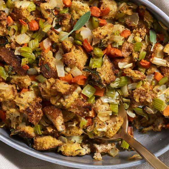Vegetable Stuffing Recipe
