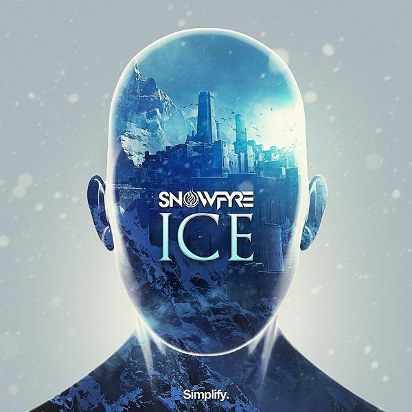 @simplifyrecs Snowfyre - Ice Link Thumbnail | Linktree