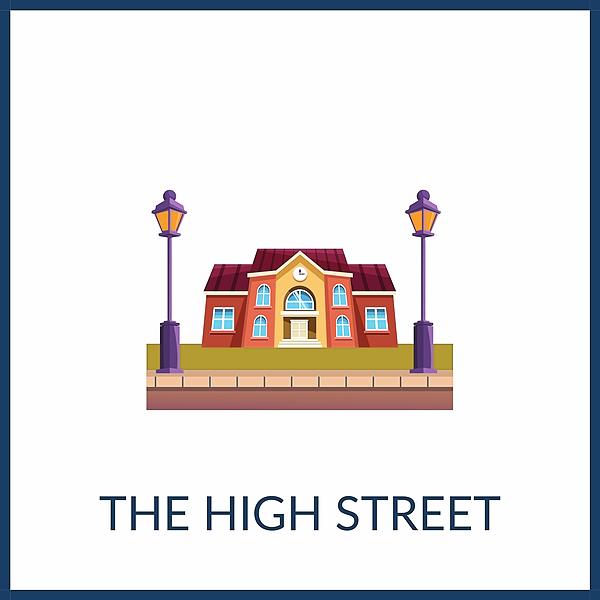 Membership - Take a walk down the high street video