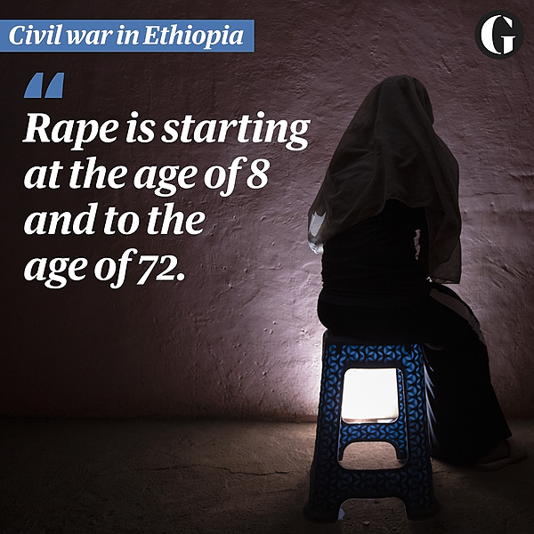 @guardian Rape is being used as weapon of war in Ethiopia, say witnesses Link Thumbnail | Linktree