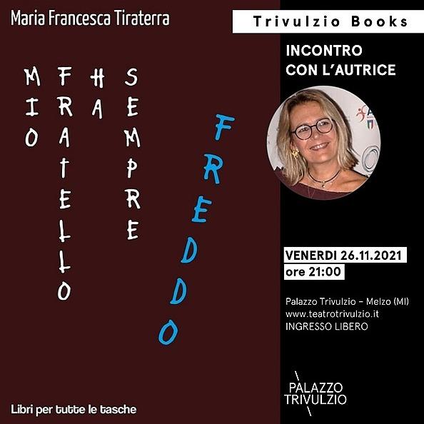 Teatro Trivulzio - Melzo TRIVULZIO BOOKS - Maria Francesca Tiraterra Link Thumbnail | Linktree