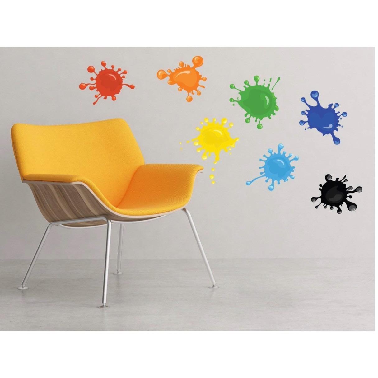 @buildingthepuzzle Paint Splash Decals Link Thumbnail | Linktree