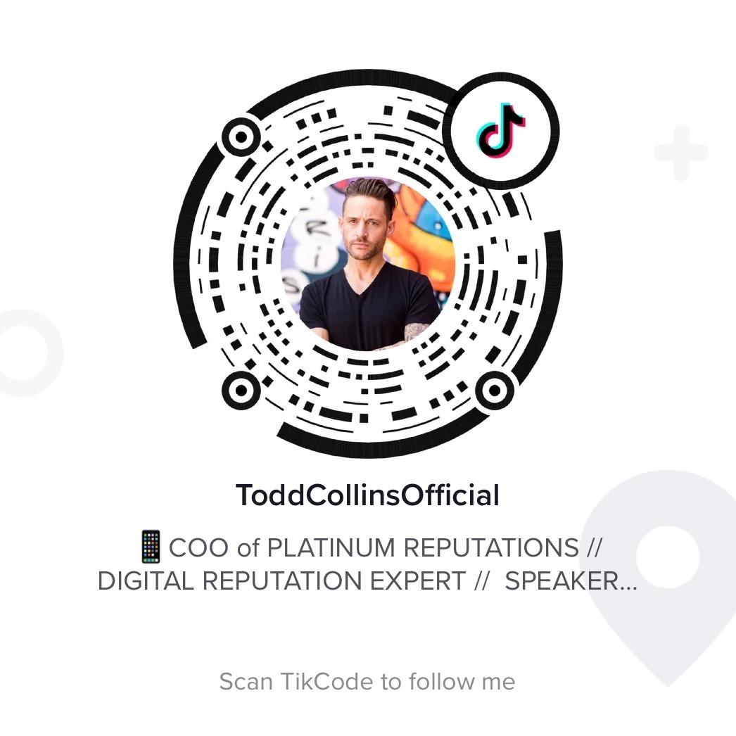 @toddcollins TikTok Link Thumbnail   Linktree