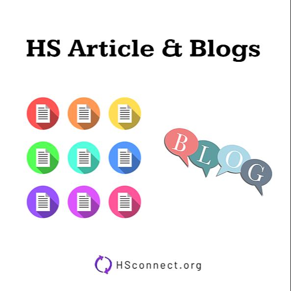 HS Connect Hidradenitis Articles & Blogs (HS Connect) Link Thumbnail | Linktree