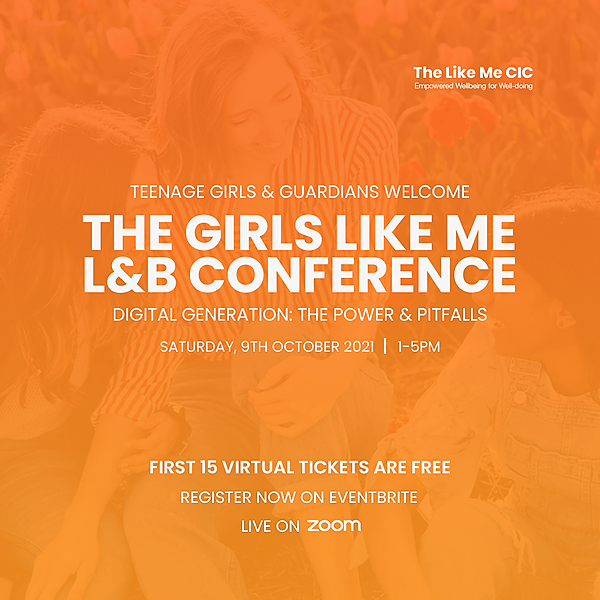 The Like Me CIC The Girls Like Me L&B Conference Link Thumbnail | Linktree