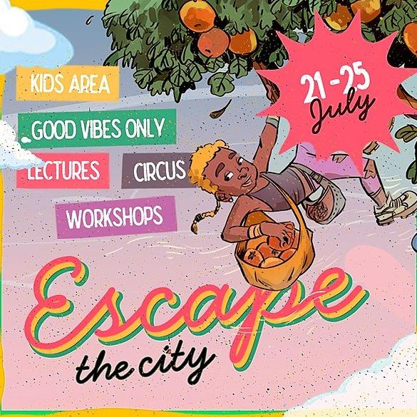 Escape the city Festival ETC2021 ONLINE TICKET FORM Link Thumbnail   Linktree