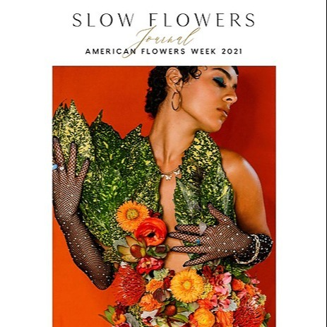 Slow Flowers Channels & Events READ our free, 72-pg. digital edition of Slow Flowers Journal - Botanical Couture for American Flowers Week 2021 Link Thumbnail   Linktree