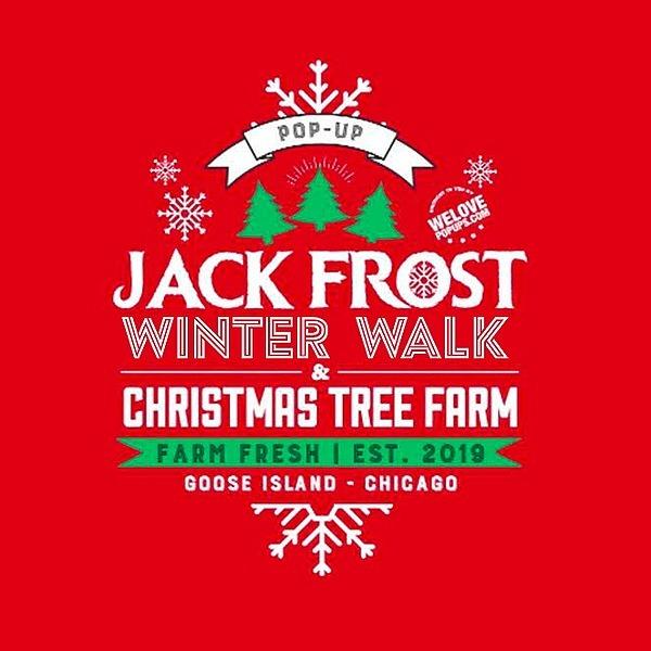 Jack Frost Winter Walk & Christmas Tree Farm