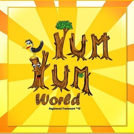 @Yumyumworldkids TikTok Link Thumbnail   Linktree