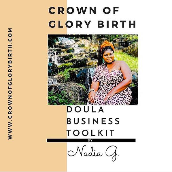 Nadia The Doula&Business Coach BO$$ Business Mentorship Link Thumbnail | Linktree