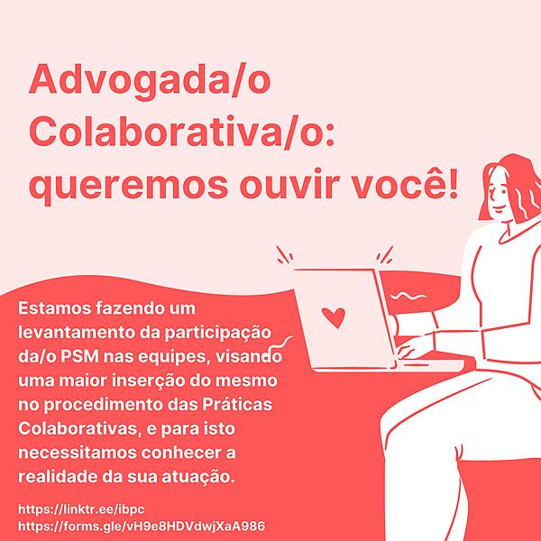 @ibpc ADV Colaborativo: queremos ouvir você!  + PSM Link Thumbnail   Linktree